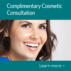 Complimentary Cosmetic Consultation. Learn more.